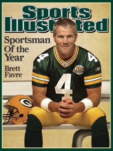 Favre Sportsman Award Football